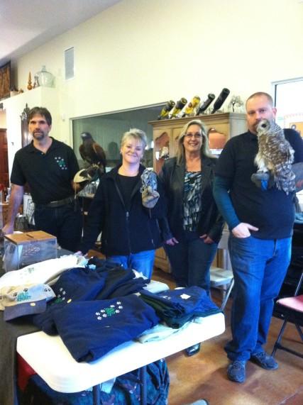 Wild Spirit Education at Black Willow Winery