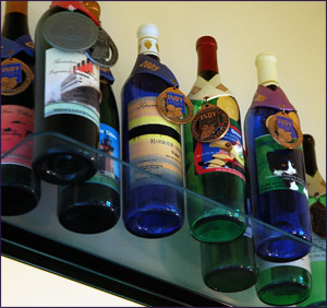 wine-bottles-on-shelf